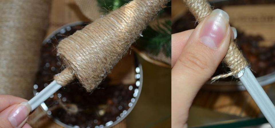 Как сделать елочку