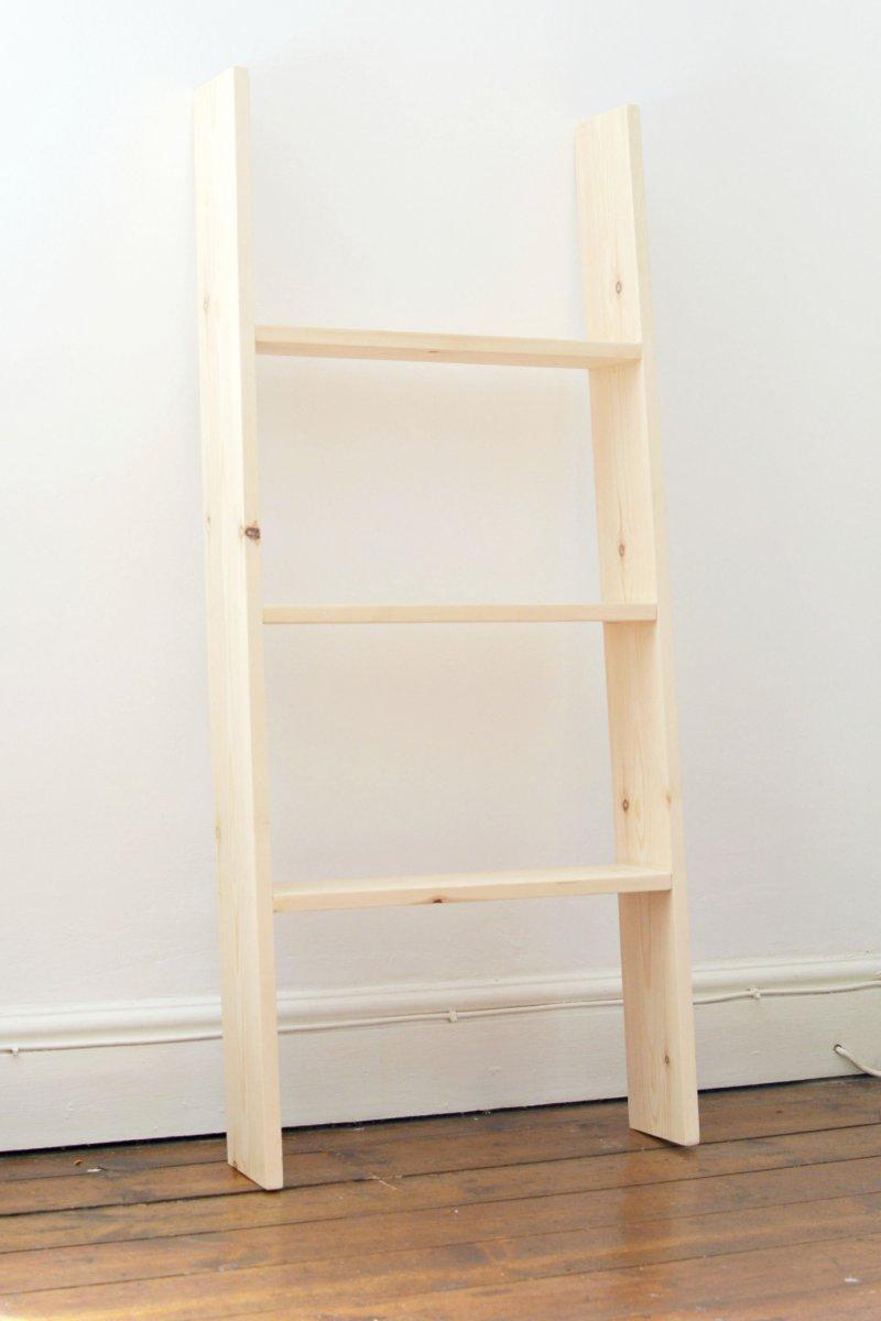 Как сделать этажерку издерева своими руками. Супер просто!