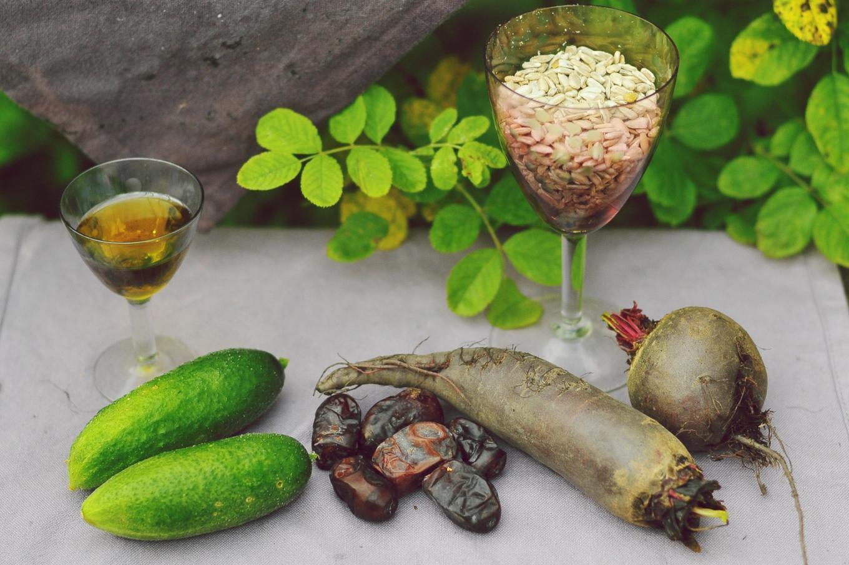 Вкусно иполезно: свекольный салат икрасный рис