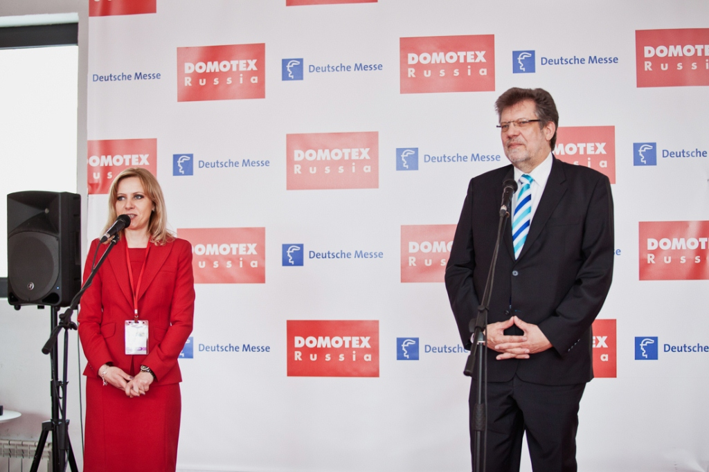 DOMOTEX Russia