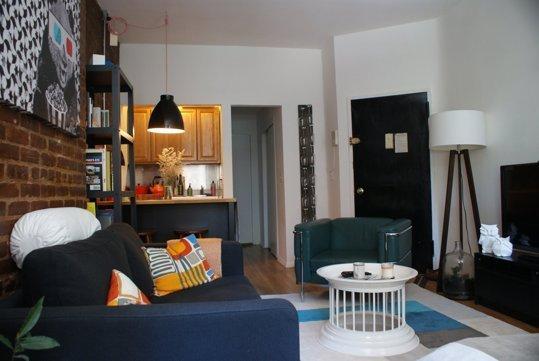 Дизайн квартиры-студии площадью меньше 30квадратных метров встиле лофт. Возможноли это?