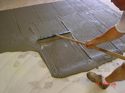 Полимерный бетон