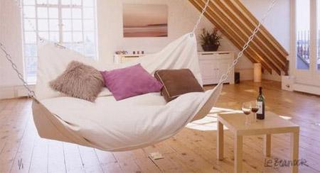 кровать-гамак