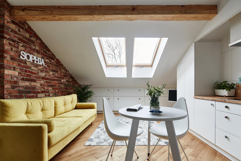 Зачем нужны мансардные окна?