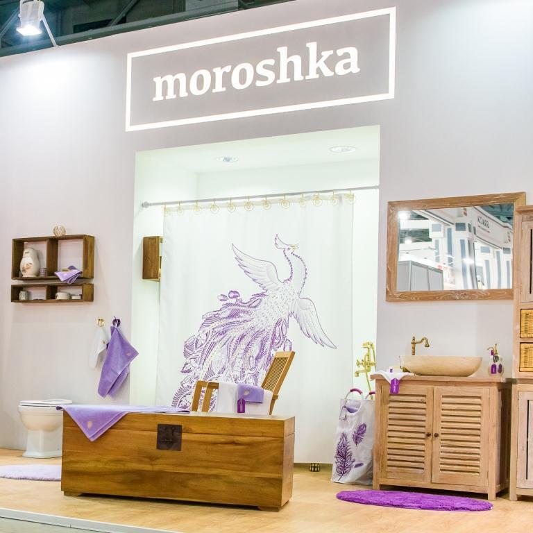 MOROSHKA иBATIMAT: новый взгляд надекор ванной