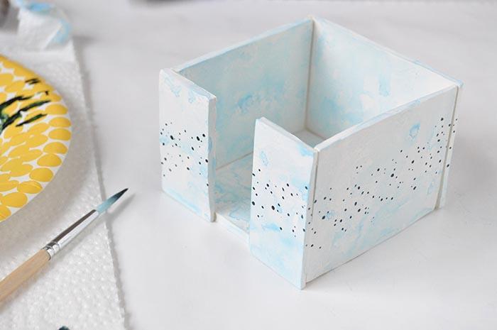 Как сделать органайзер для бумаг своими руками