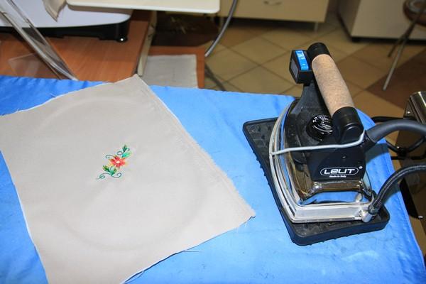 Вышивка на машине марки