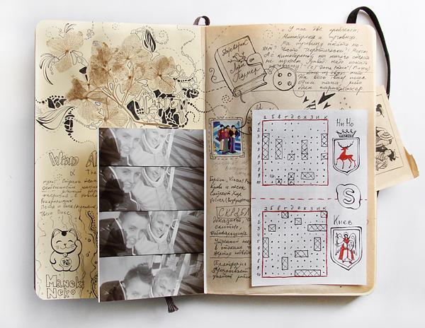 Я веду дневник