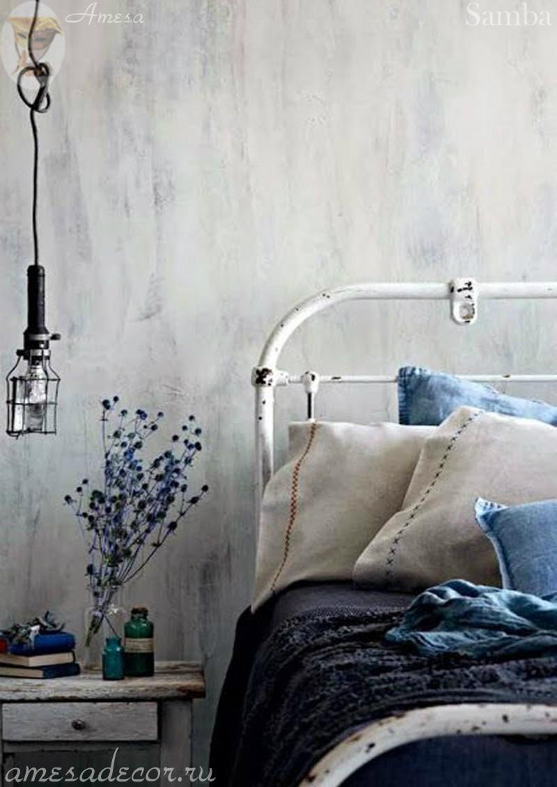 Amesa Decor порадовала дизайнеров итальянской декоративной штукатуркой