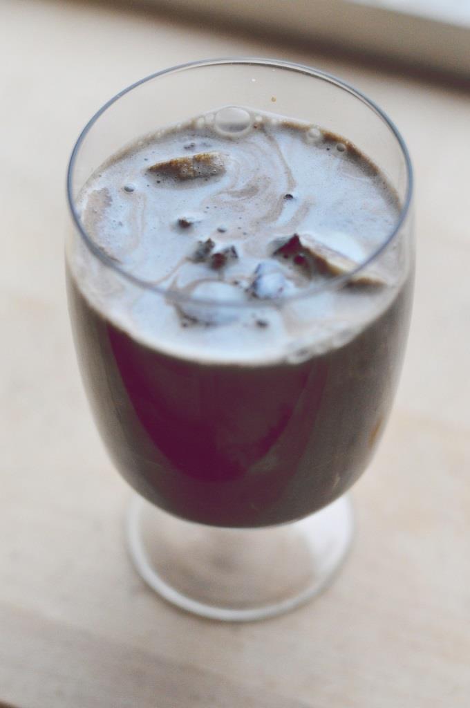 Рецепт шоколадного молока