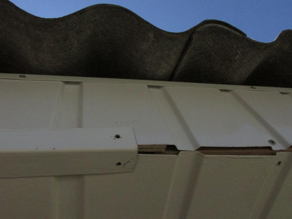 крыша из металлопрофиля фото