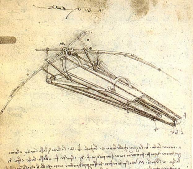 Дневник Леонардо