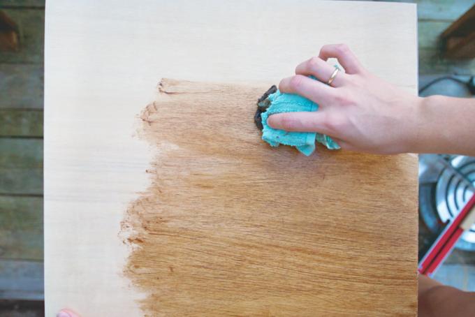 Как сделать тумбочку своими руками за1вечер