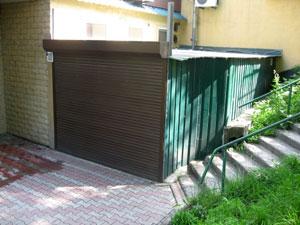 Мини-гараж