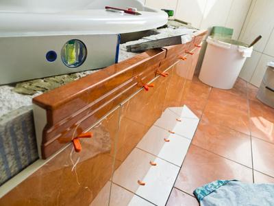 Какие бывают затирки для плитки