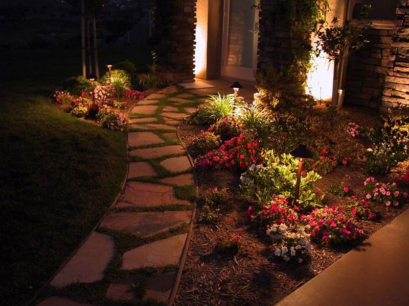 Прожектор для растений