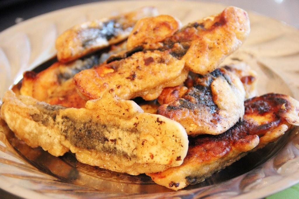 Вегертарианская рыба