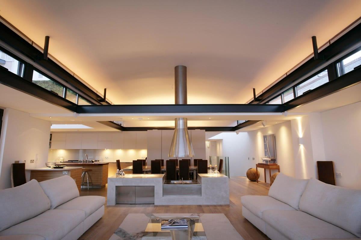 Освещение жилого пространства