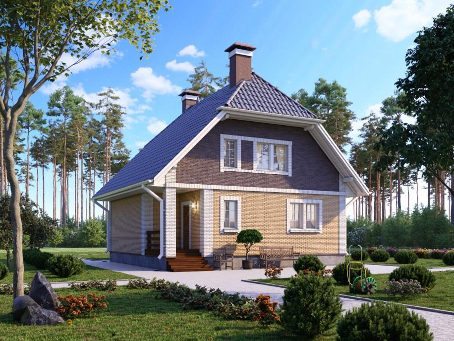 Как строит каркасные дома компания БАКО