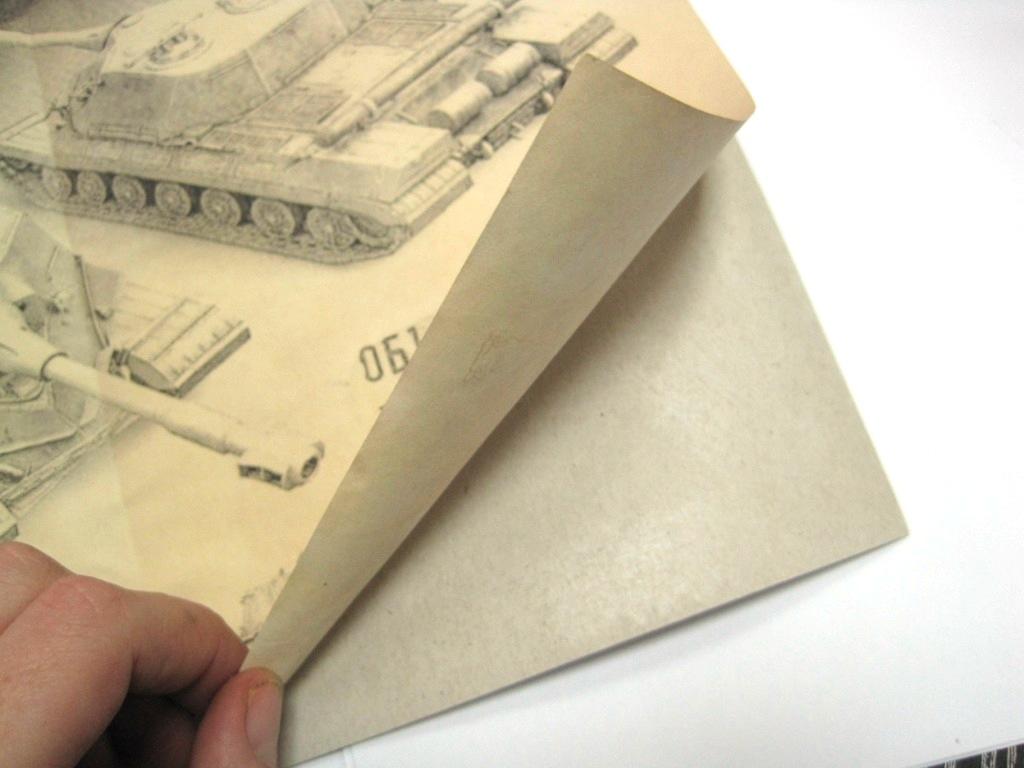 Декоративный блокнот