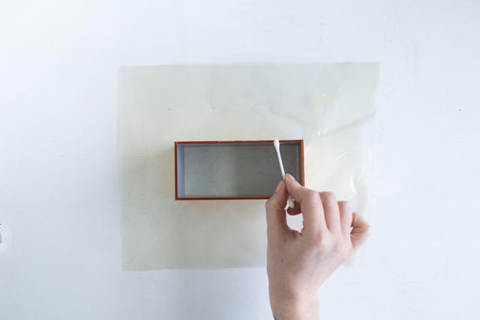 Как сделать зеркальную шкатулку своими руками