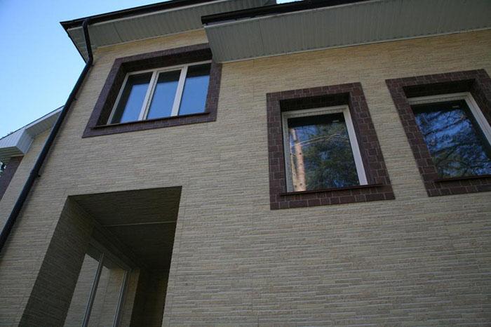 Как выбрать фасадные панели: начто обратить внимание
