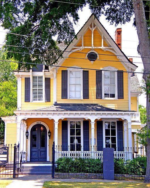Покраска фасада