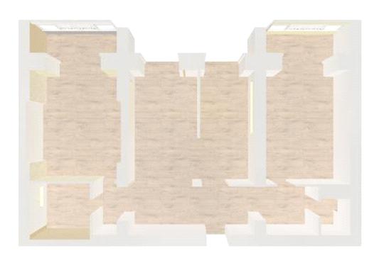 Трехмерная схема помещения
