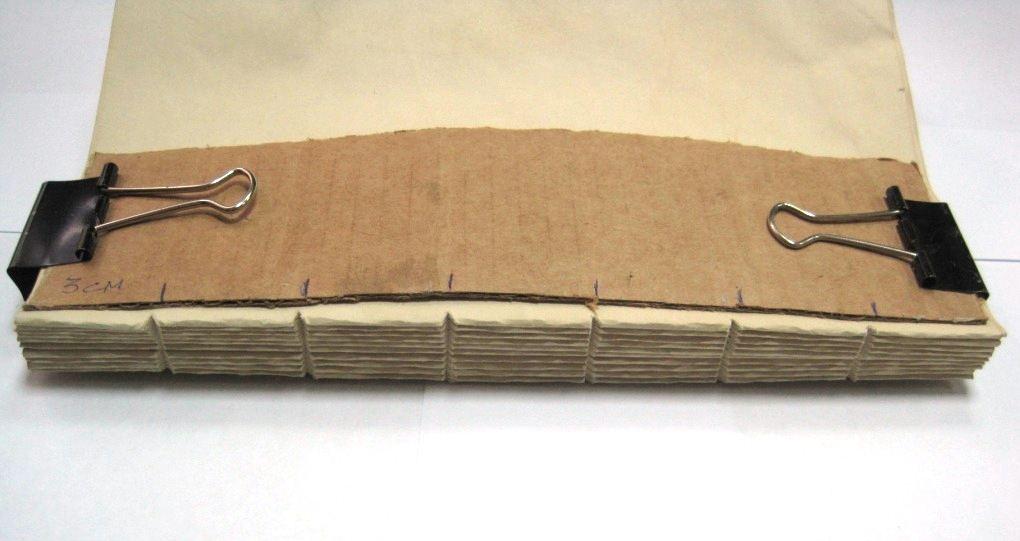 Сшивание книги