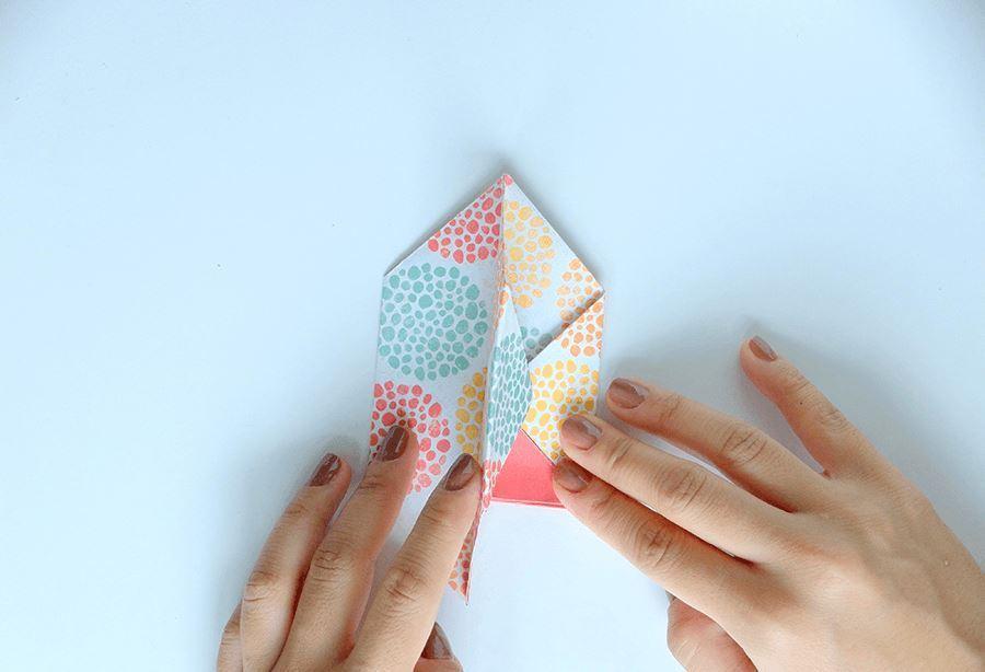 Приемы оригами