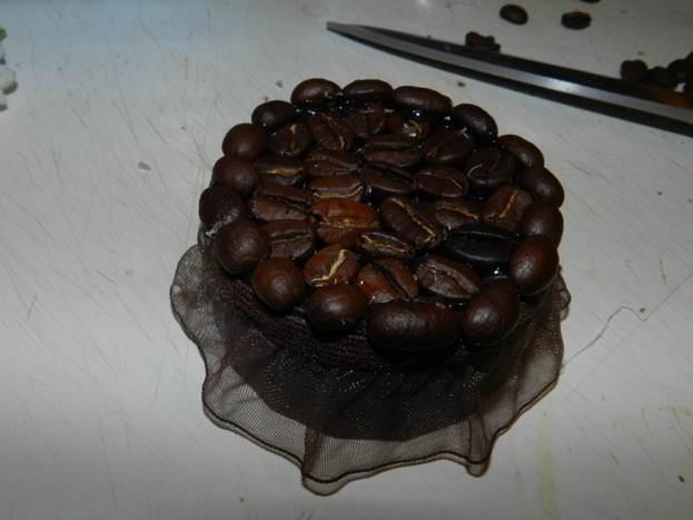 Кофе в рукоделии