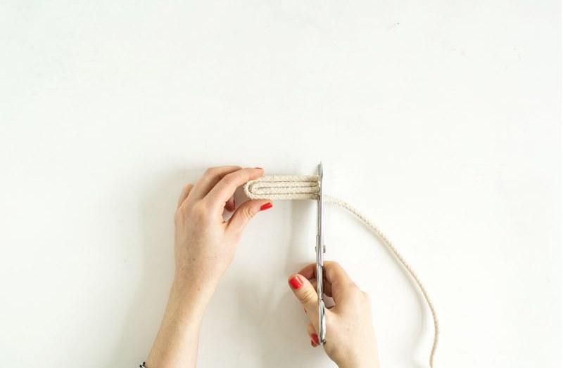 Как сделать подстаканник или подставку под горячее изверевки