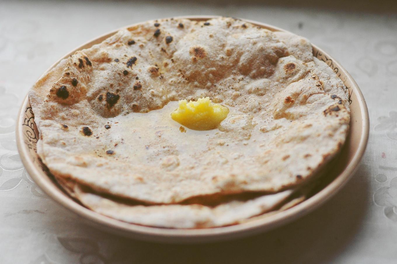 Рецепт индийских лепешек чапати