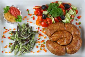 Украинская колбаса