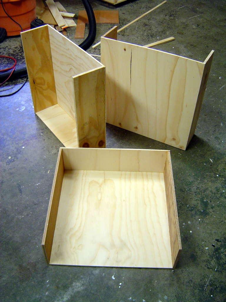 Изготовление ящиков