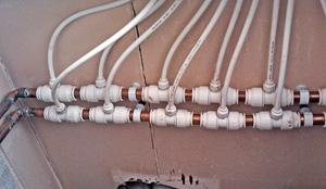 Технология монтажа труб