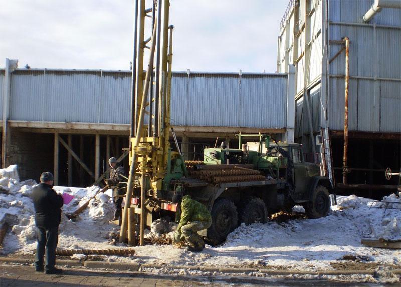 Геофизические изыскания для строительства вМоскве иобласти