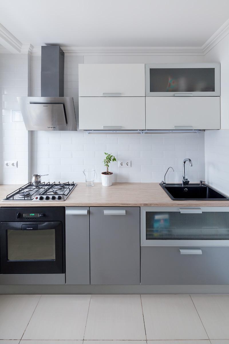 Дизайн-проект квартиры площадью 45квадртных метров наТимирязевской