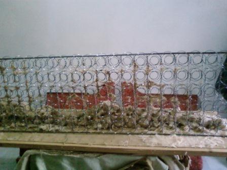 Готовим ткань для перетяжки мебели в