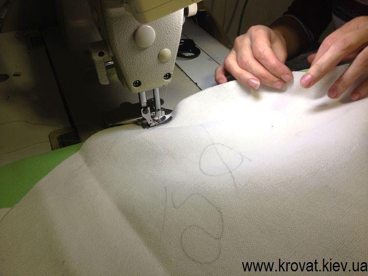 Сшиваем чехол