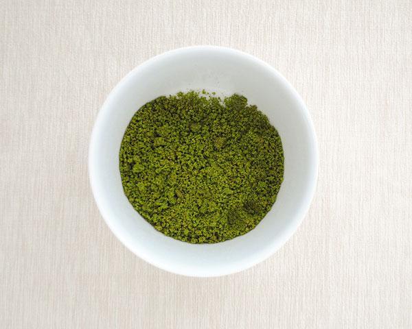 Зеленые крошки