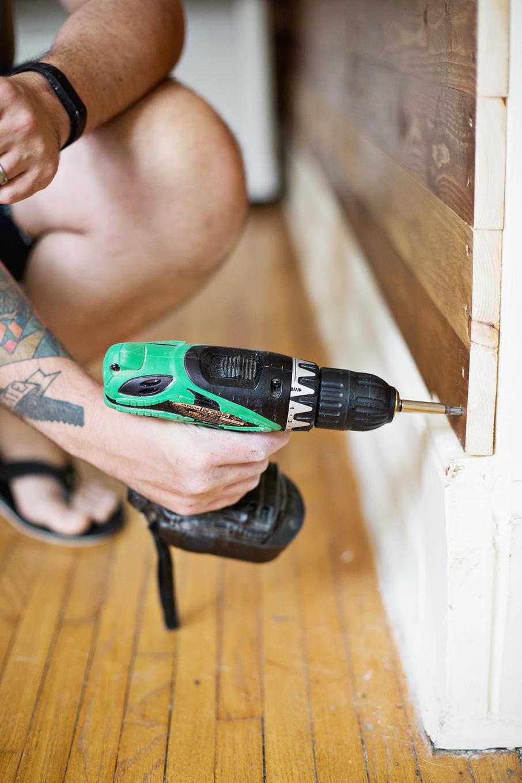 Супер-идея для ремонта: отделка стен деревом