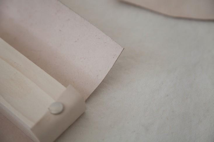 Как сделать кожаный органайзер для кухонных ножей