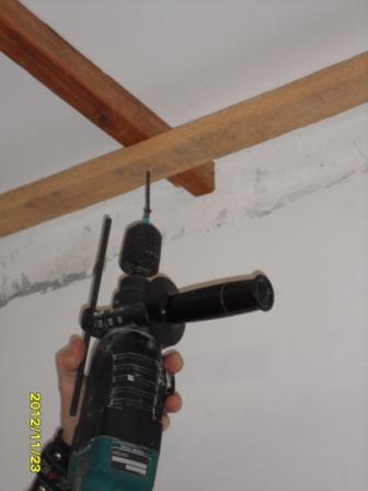 Обрешетка для подвесных потолков из ПВХ фото