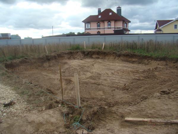 Строительство деревянного дома своими руками фото