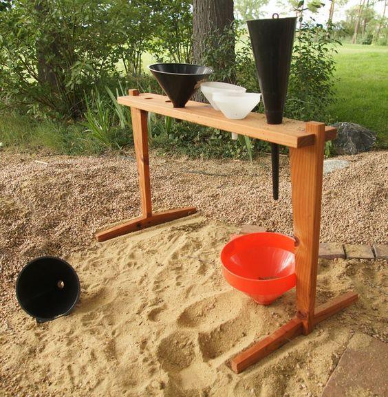 Песочница для дачи своими руками. Простая инструкция + 20крутых фото-идей