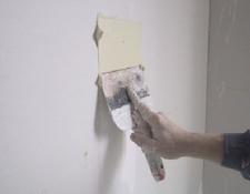 Дырки на стенах