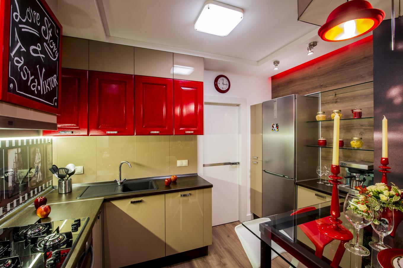 Кухня для творчества