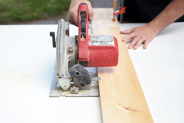 Как сделать стол сбетонной столешницей. Часть1