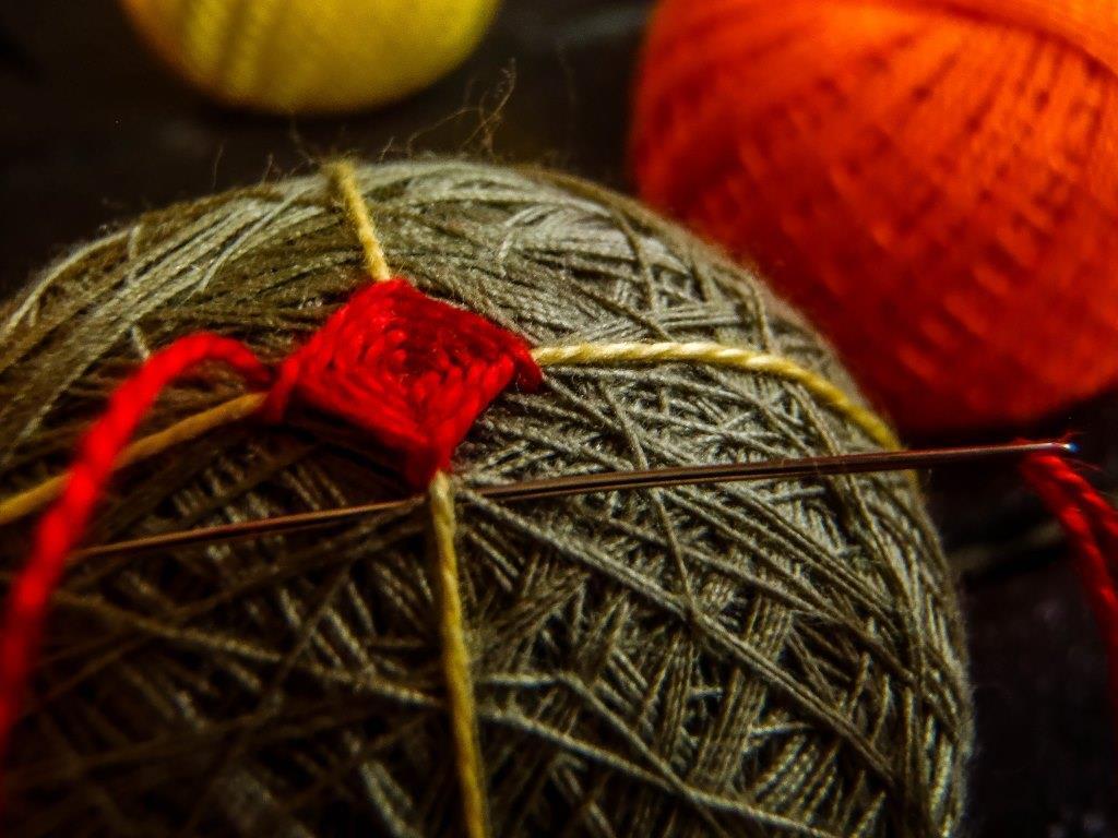 Шары темари или мяч принцессы: традиционное изготовление своими руками